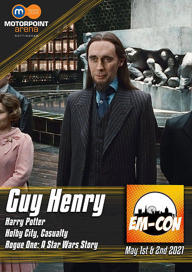 GUY HENRY - SEND-IN