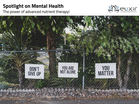 Spotlight on Mental Health!