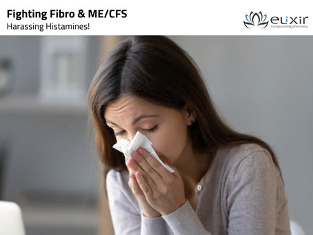 Fibromyalgia and Histamines!