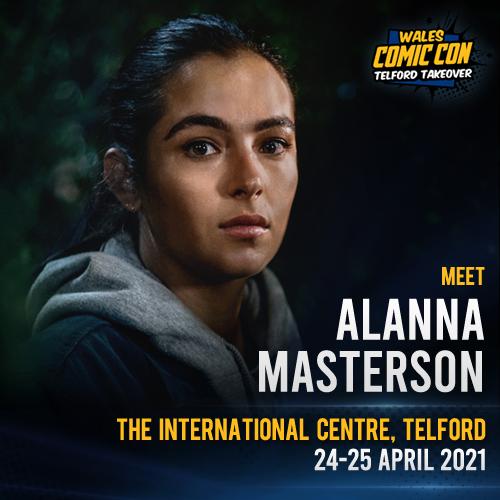 ALANNA MASTERSON - SEND-IN