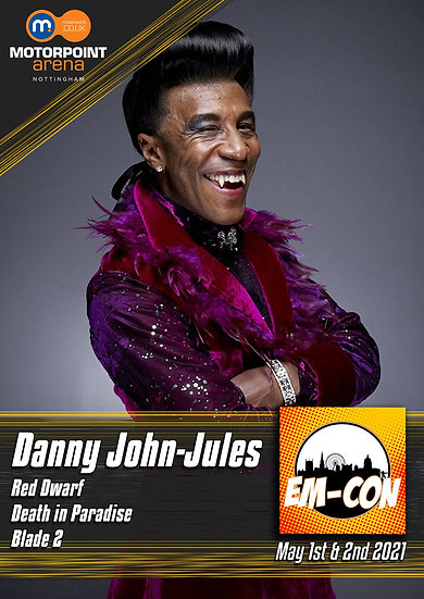 DANNY JOHN-JULES - TABLE IMAGE