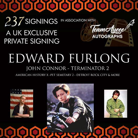 EDWARD FURLONG 12X18