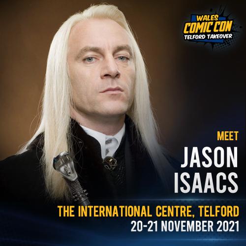 JASON ISAACS - SEND-IN