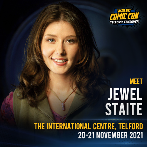 JEWEL STAITE - SEND-IN