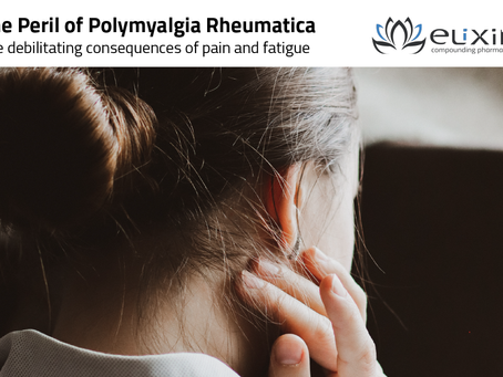 The Peril that is Polymyalgia Rheumatica!