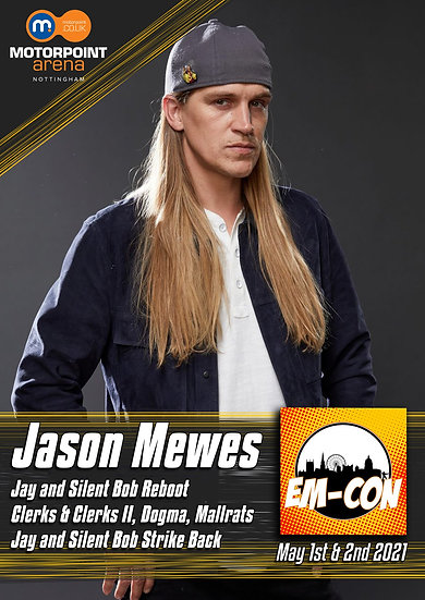 JASON MEWES - SEND-IN