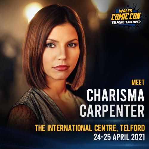 CHARISMA CARPENTER - TABLE IMAGE