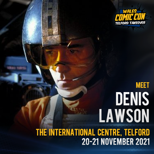 DENIS LAWSON - SEND-IN