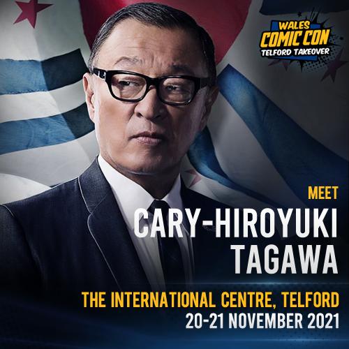 CARY-HIROYUKI TAGAWA - SEND-IN
