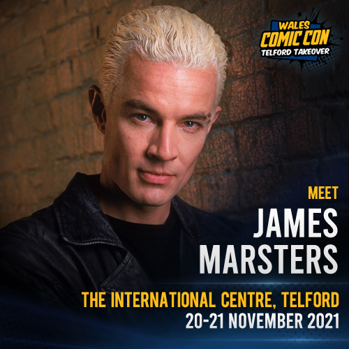 JAMES MARSTERS - SEND-IN