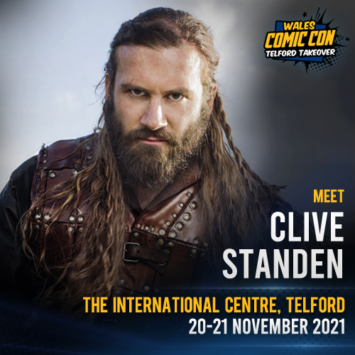 CLIVE STANDEN - TABLE IMAGE