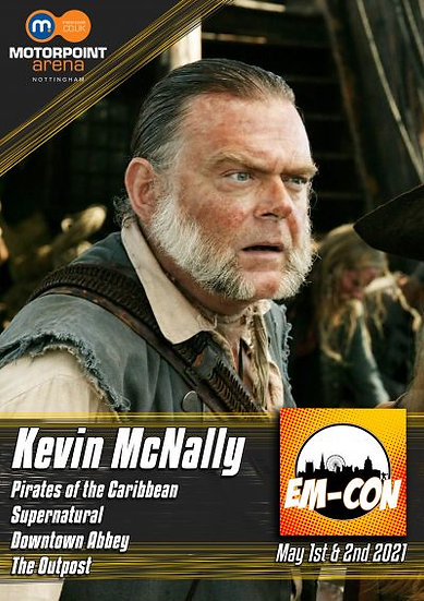 KEVIN MCNALLY - SEND-IN