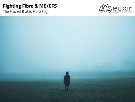Fibro-fog and chronic tiredness.