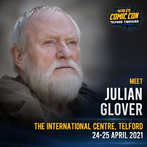 JULIAN GLOVER - TABLE IMAGE