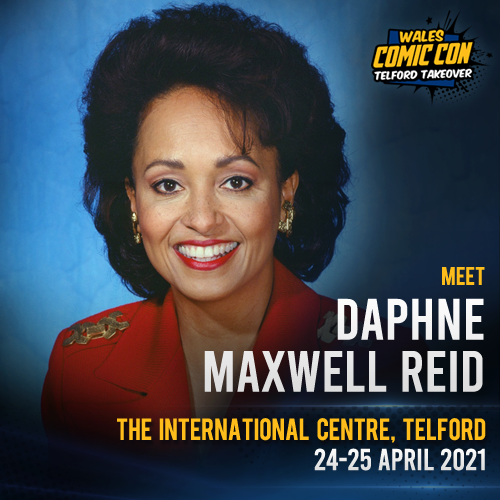 DAPHNE MAXWELL REID - TABLE IMAGE