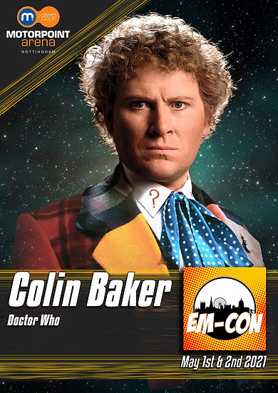 COLIN BAKER - SEND-IN