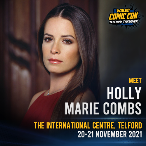 HOLLY MARIE COMBS - SEND-IN