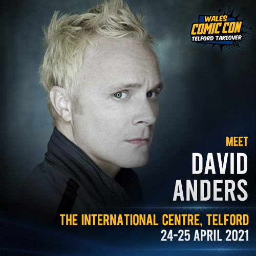 DAVID ANDERS - SEND-IN