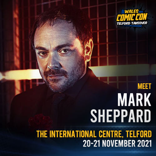 MARK SHEPPARD - SEND-IN