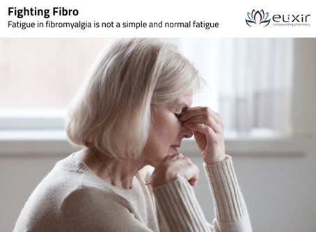 Fighting Fibro Fatigue
