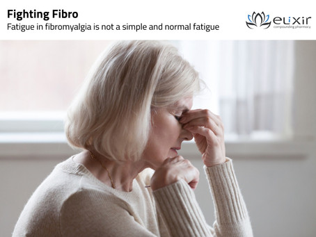 Fighting Fibro Fatigue