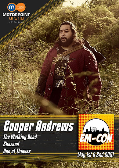 COOPER ANDREWS - TABLE IMAGE