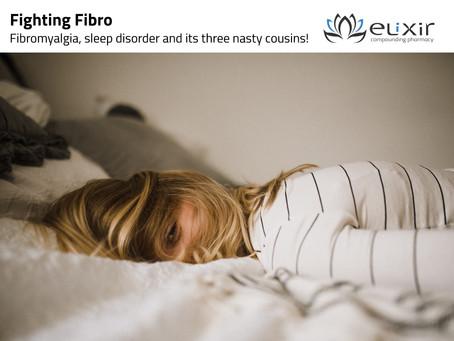 Fibromyalgia and Sleep Disorder!