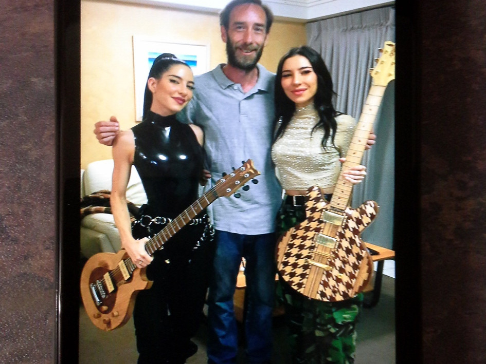 Meeting The Veronicas