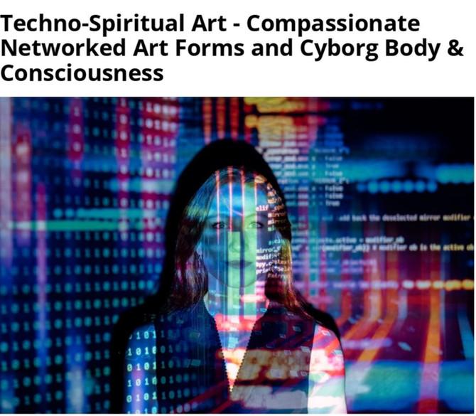 Techno-Spiritual Art