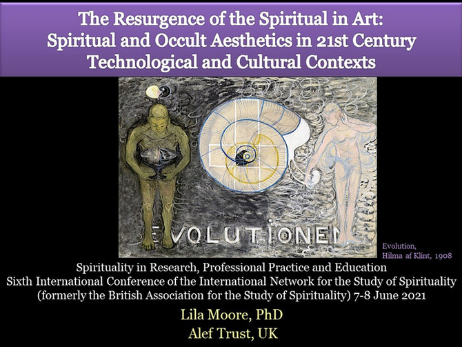 The Resurgence of the Spiritual in Art