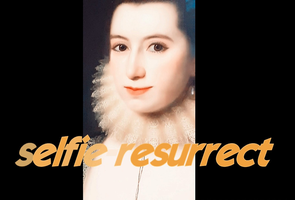 Selfie-Resurrect By Dr Lila Moore