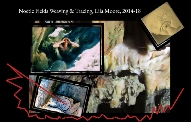 Noetic Fields-Weaving & Tracing:  A New Series of Networked Rites [Phase II]