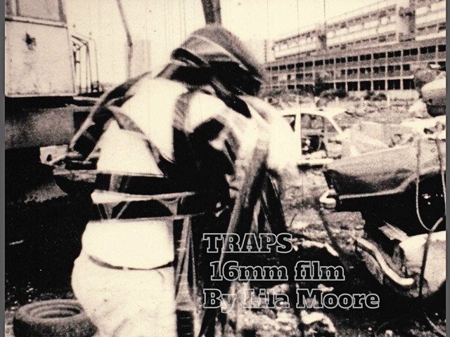 Traps, The Prisoner & the Spirit, 16mm film by Lila Moore