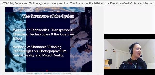 Art, Culture & Technology  MSc & Open Learning