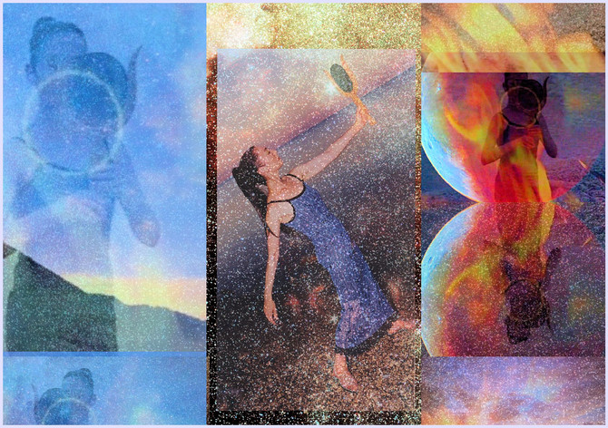 Triptych of the Elements