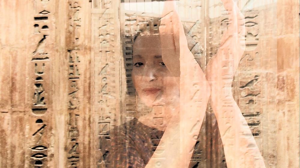 Hieroglyphic Body Dr Lila Moore
