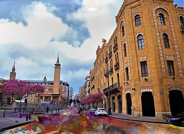 Beirut filled with love.jpg
