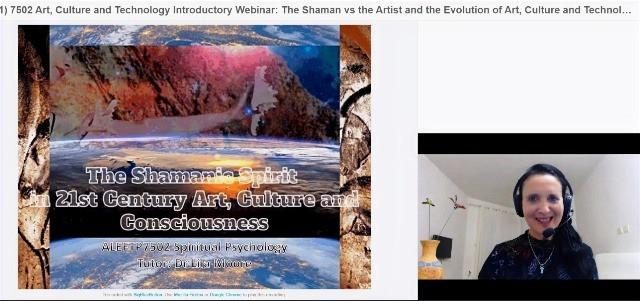 Art, Culture & Technology  MSc & Open Learning  Course