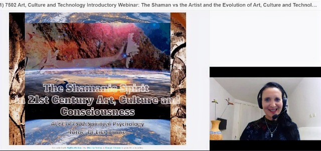 Course Launch: Art, Culture & Technology