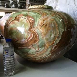 天然 玉石 聚寶盆5