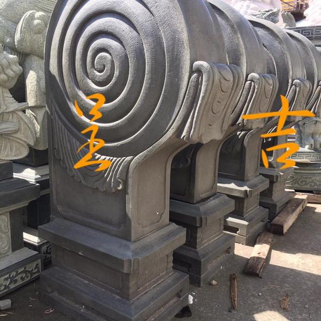 古體 雕刻 石鼓