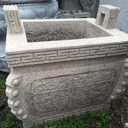 古體雕刻 鼎
