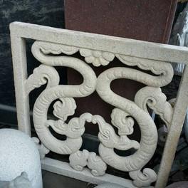 古體 雕刻 窗花