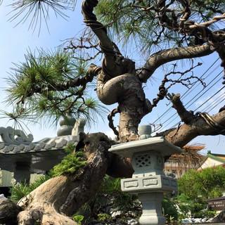 日式 迷你 石燈6