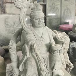 土地婆 精緻雕刻