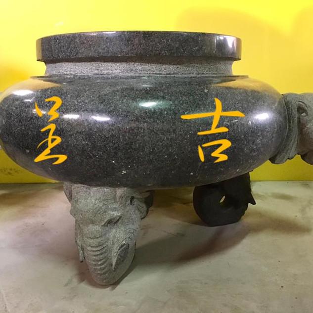 象頭造型 香爐