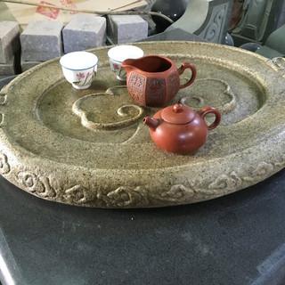 造型 茶盤 4