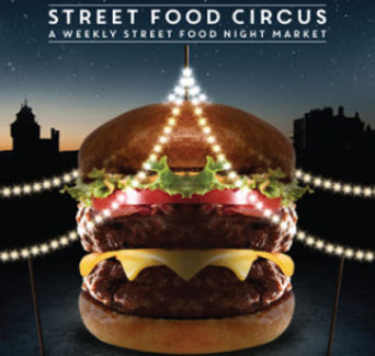 Street Food Circus Review by Meryl Cubley