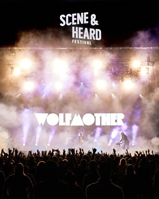 Wolfmother | Scene & Heard Festival