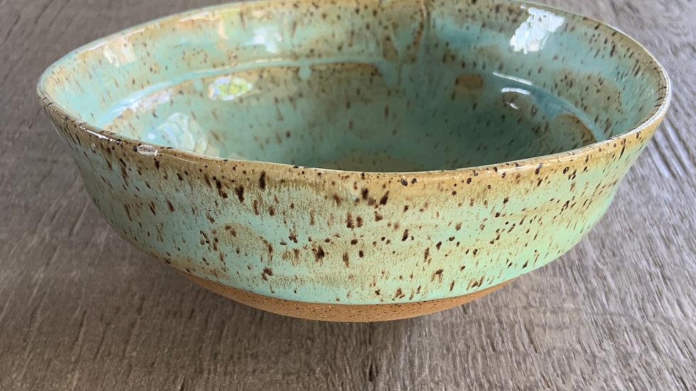 Hand Built Ceramic Bowl: #4